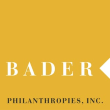 Bader Philanthorpies Logo